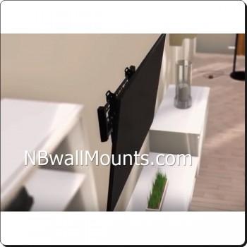 NB 固定傾斜式掛牆架 Tilted Mount (適合17-40吋 電視使用) 型號: NBC1T  [產品查詢及安裝前後事項,為保服務質素懇請各貴客前往我們的門市查詢!]